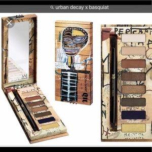 UrbanDecay x J. M. Basquiat - Gold Griot Palette